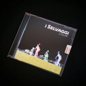 album A COLORI - i Selvaggi (beat-punk)