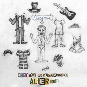 album Cercasi disperatamente alter ego - Anedonia