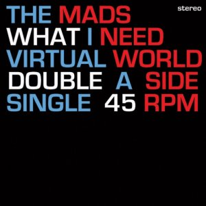 album The Mads Double A Side Single - The Mads