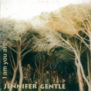 album I am you are 2015 - Jennifer Gentle