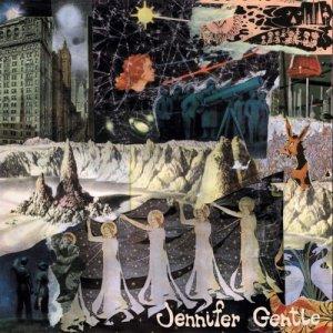 album Funny Creatures Lane 2015 - Jennifer Gentle