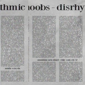 album Disrhythmic - :the noobs