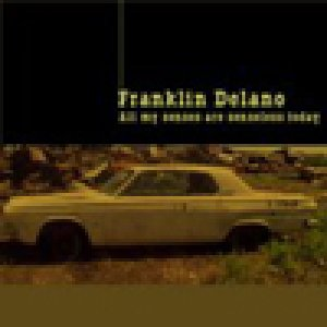 album All my senses are senseless today - Franklin Delano