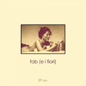 album EP disc - fab (e i fiori)