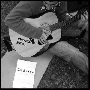 album Ziu Bertu - Manuel Brau