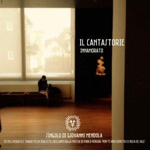 album Il cantastorie innamorato - Giovanni Mendola