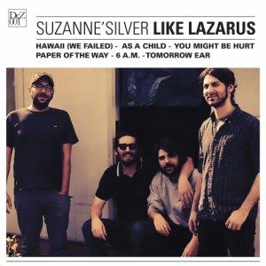 album Like Lazarus - Suzanne' Silver