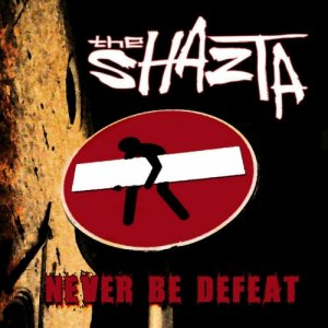 album never be defeat - theShazta