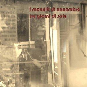 album tre giorni di sole - i monelli di novembre
