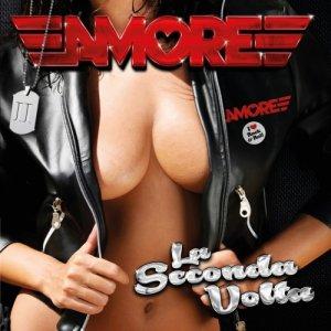 album La Seconda Volta - AMORE...Gli Italiani del Rock and Roll