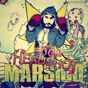 album Boom Headshot - marsico