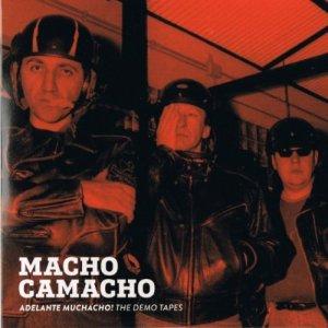 album Adelante Muchacho! The Demo Tapes - Macho Camacho