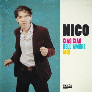 album Ciao ciao bell'amore mio - Nico