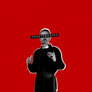 album DONNIEBEGOOD - Talk About Records - donniebluesrap