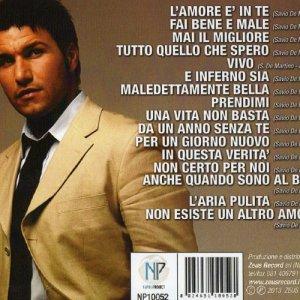 album Ancora Vivo - Savio De Martino