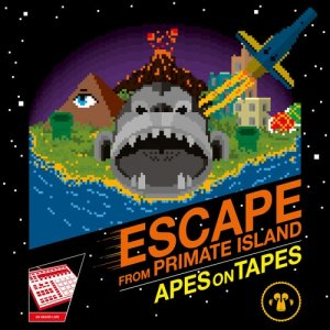 album Escape From Primate Island - Apes On Tapes