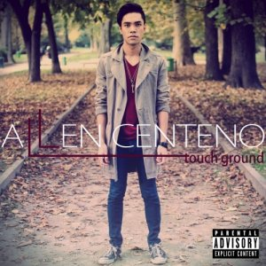 album Touch Ground - Allen Centeno