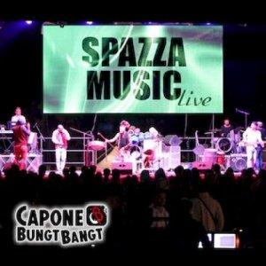 album Spazza Music Live - Capone & BungtBangt