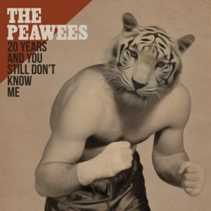 album 20 years and you still don't know me - Peawees