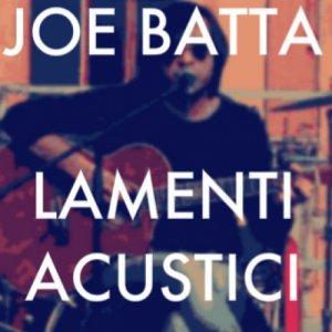 album Lamenti Acustici - Joe Batta