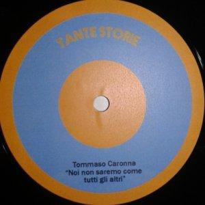 album Noi non saremo come tutti gli altri - Tommaso Caronna