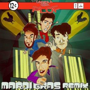 album Mardi Gras Remix - Lampada a Cera