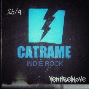 album VentiseiNove - CATRAME Indie Rock