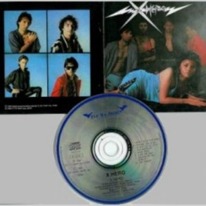 album X-HERO CD Version - X-Hero