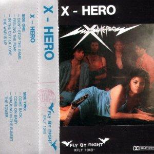 album X-HERO Cassette Version - X-Hero