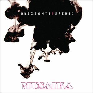 album Orizzonti Inversi - Musaika