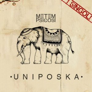 album Metempsicosi EP - UNIPOSKA