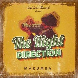album THE RIGHT DIRECTION - MARUMBA
