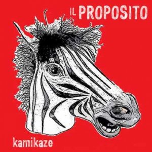 album KAMIKAZE - IL PROPOSITO