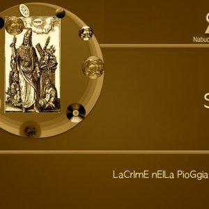 album LACRIME NELLA PIOGGIA - SER TATI