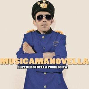 album SUPEREROI DELLA PUBBLICITA' - Musicamanovella
