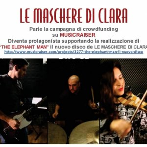 album EP LYNCH - Le Maschere di Clara