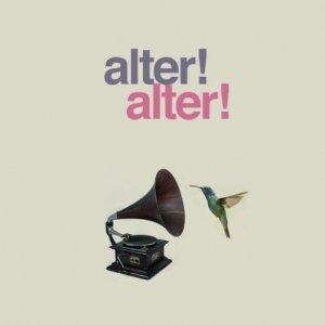 album alter!alter! EP - alter!alter!