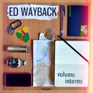 album Volume Interno - EP - Ed Wayback