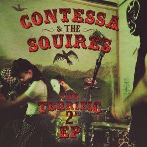 album THE TERRIFIC 2ndEP - Contessa & the Squires