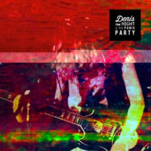 album The Trip Tape LIve (Lo-fi  Version) - Denis The Night & The Panic Party