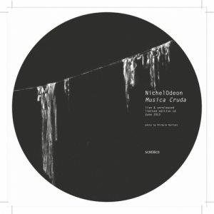 album Musica Cruda - Nichelodeon