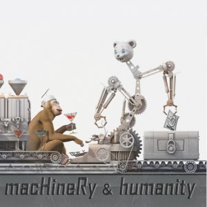 album Machinery & Humanity - Hard Reset