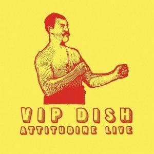 album ATTITUDINE LIVE - DISH MC