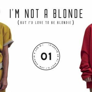 album EP01 - I'm Not A Blonde