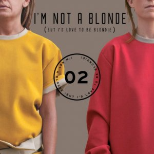 album EP02 - I'm Not A Blonde
