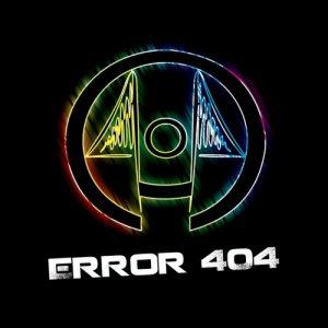 album Err0r404 - Err0r404