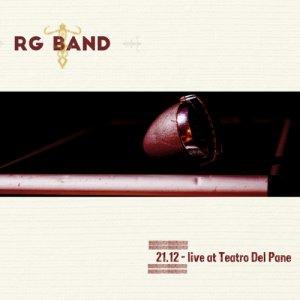 album 21.12 - live at Teatro Del Pane - RGBand