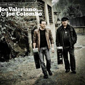 album Acoustic Session - Joe Valeriano
