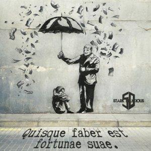 album Quisque faber est fortunae suae - Stark Delicious