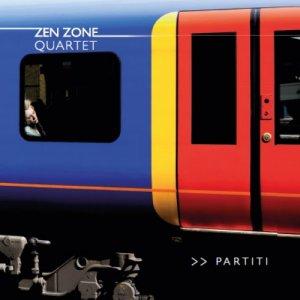album PARTITI - Zen Zone Quartet